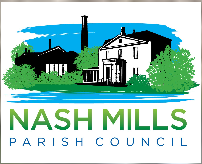Logo for Nash Mills Parish Council