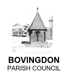 Logo for Bovingdon Parish Council