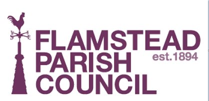 Logo for Flamstead Parish Council